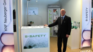 Boris Koslov von B-Safety