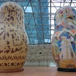 Die Matroshka - Das beliebte Souvenir Übergröße