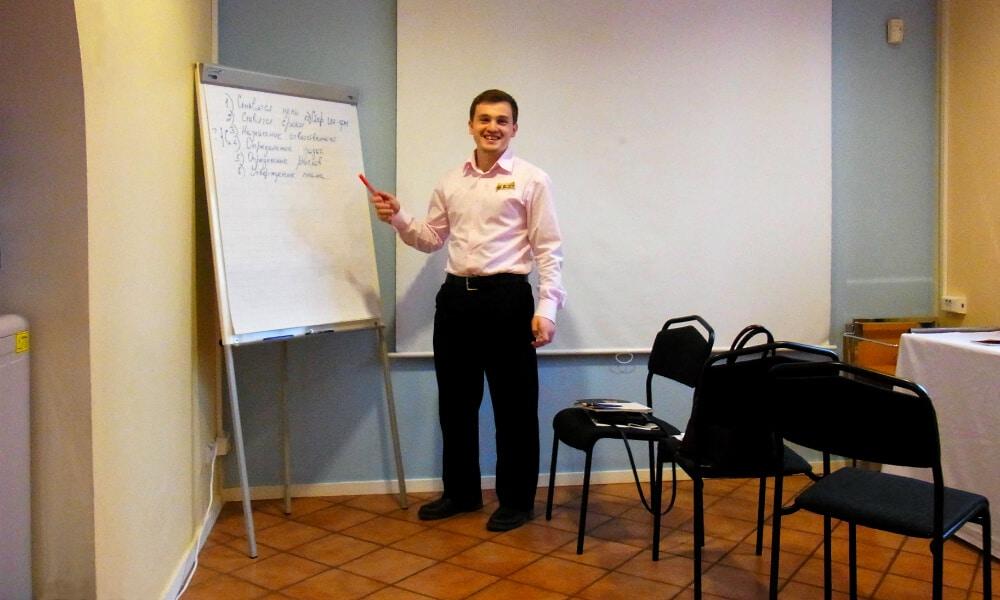 Sergey - ein weiterer Buchhalter von RUFIL CONSULTING erklärt das typische Vorgehen der Russen bei eienr Geschäftsplanung