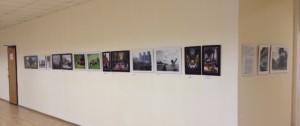 """Ausstellung """"Fotoparallelen"""""""
