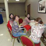 Vorbereitungen in Gruppen