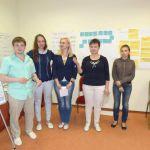 Vorstellung der erarbeiteten Ergebnisse Team