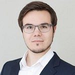 Simon Schütt, Chefredakteur von Ostexperte.de – Nachrichten zur Wirtschaft in Russland