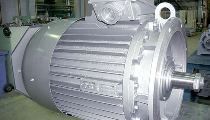 Importsubstitution: Elektromotor von Ruselprom