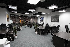 Moscow City Coworking