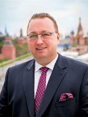 Direktor des Baltschug Kempinski Moskau. © Baltschug Kempinski Moskau