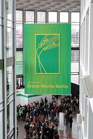 Internationale Grüne Woche in Berlin 2016