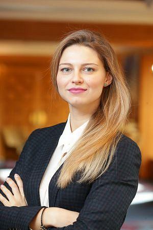 Olga Yasinskaya Adecco Russia