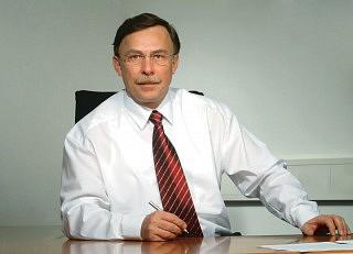 Dr. Dietrich Möller, Präsident Siemens OOO Rus