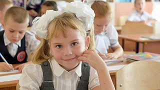 Die Erwartungen an deutsche und russische Kinder zur Einschulung