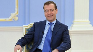 Medwedew ordnet Aufhebung der Türkei-Sanktionen an