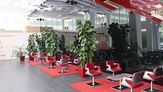 Foyer des German Centre