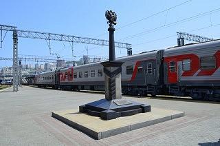 Endstation der TransSib: 9288km seit Moskau