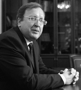 Stanislaw Tkatschenko, Professor für Wirtschaft und Diplomatie an der Staatlichen Universität Sankt Petersburg. © Privat