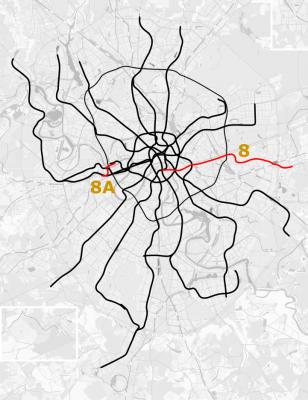 Kalininskaja-Linie