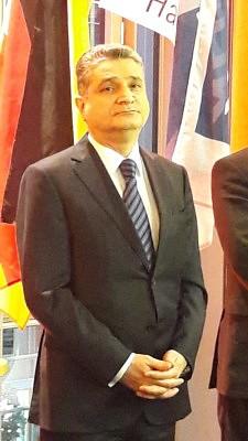Tigran Sarkisjan, Vorsitzender der Eurasischen Wirtschaftskommission