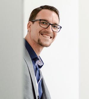 "Marcel Schrepel, Geschäftsführer ""trust in time UG"""