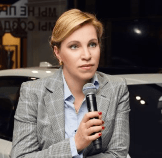 Elena Smirnova (BMW Group Russia)