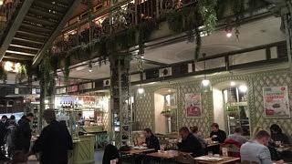 Speiseraum eines Grabli-Restaurants