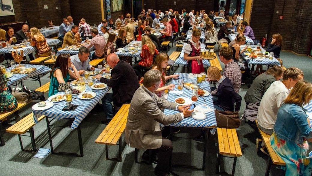 AHK Oktoberfest in Moskau