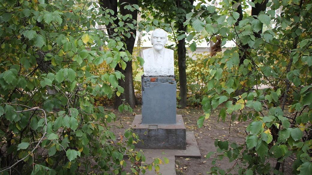 Lenin-Statue in Kotelniki.